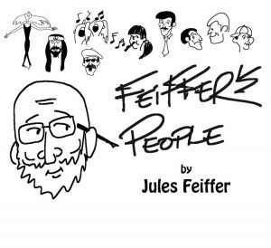 Auditions for Feiffer's People