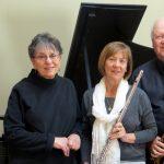 Sunday Concert: Trio Vivo