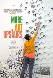"Art Film Screening: ""More Art Upstairs"" by Jod..."
