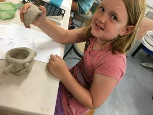 After School: Clay Explorers with Molly Rowland (Grades 1-5)