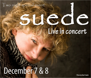 Falmouth Theatre Guild Presents Suede in Concert