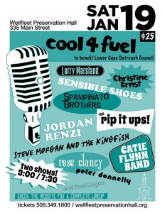 Cool 4 Fuel: A Benefit for Lower Cape Outreach Council