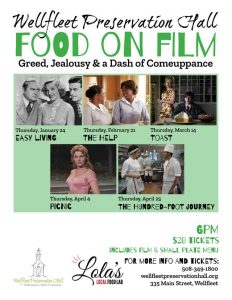 Food on Film: Easy Living