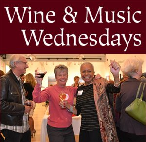 Wine & Music Wednesday Holiday Sing-along!
