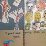 Explore Art! Faces & Figures Journal for Kids with Lenore Lyons