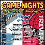 Game Night: Trivia