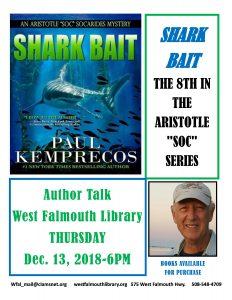 Author Paul Kemprecos