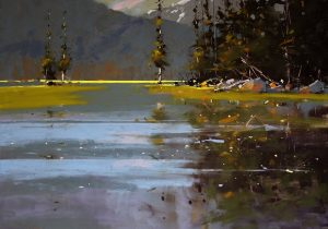 Tony Allain: Chasing the Light – Pastel Workshop...