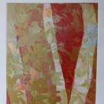 'Discovering many ways of Woodcut printmaking and carving' - Alice N Galick