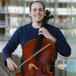 Grammy Winning Cellist Mike Block ​Performs at Sandwich Town Hall