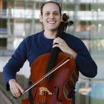 Grammy Winning Cellist Mike BlockPerforms at Sandwich Town Hall