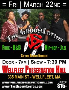 The Groovalottos in Concert