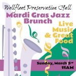 Mardi Gras Jazz Brunch!