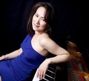 Woods Hole Jazz: the Yoko Miwa Trio