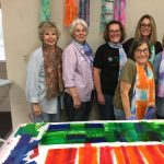 Silk Scarf Dying, April 13th at Creative Arts Cent...