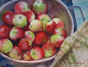 Watercolor w/ Robert Mesrop