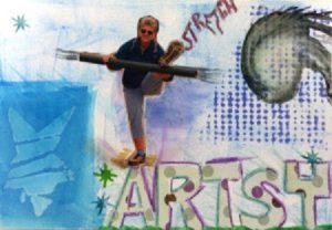 ART JOURNAL WORKSHOP March with Lenore Lyons