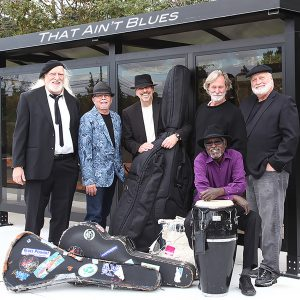 """""""That Ain't Blues"""" CD Release Party with Steve Morgan and the Kingfish!"""