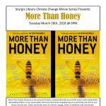 More Than Honey Movie Screening