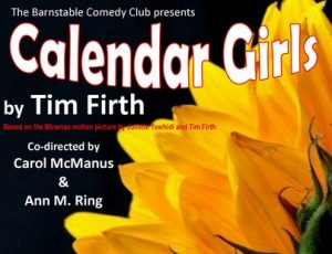 Auditions for CALENDAR GIRLS