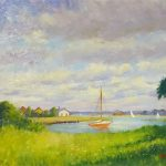Receiving: Inspired by Buzzards Bay