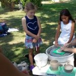 Summer Clay Camp: Wheel Throwing for Teens with Kim Sheerin