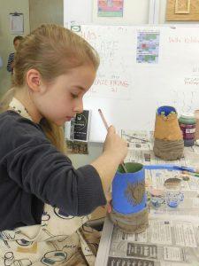 Summer Clay Camp: Animals Abound with Kim Sheerin