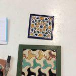 "Summer Clay Camp: ""Cuerda Seca"" Spanish Tile Making with Abe Lineaweaver"