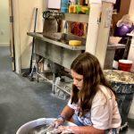 Summer Clay Camp: Wheel Throwing for Teens with Kim Sheerin