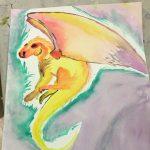 Summer Art Camp: Mythological Creatures with Molly Rowland