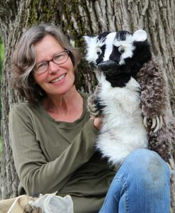 Puppet Show: Badger Meets the Fairies with Short Puppet Making Workshop