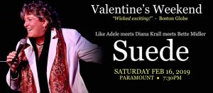 Suede in Provincetown for Valentine's/Presidents D...