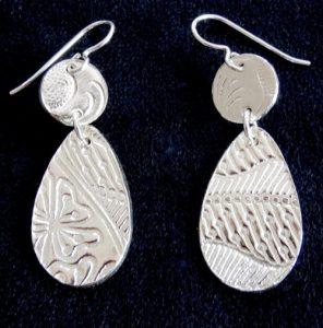 Precious Metal Clay Jewelry Tue: Ellen Scott - 4/2...