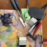 Andrea Petitto: Palette Knife and Beyond- Oil/Acrylic, Creative Arts Center in Chatham.