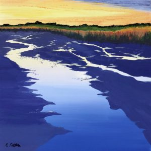 """Opening Reception - """"Opposites Attract"""" Open Juried Exhibit - Cape Cod Art Center - February 14th"""