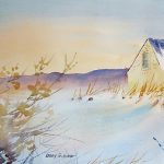 June 1 Watercolor Workshop w/ Larry Folding