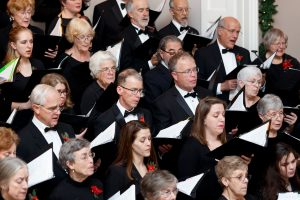 Falmouth Chorale Presents Mozart's Requiem