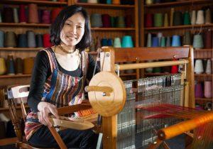 Saori Weaving Workshop for Everyone with Mihoko Wakabayashi