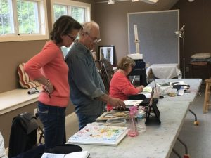 Watercolor: Intermediate to Advanced with Andrew K...
