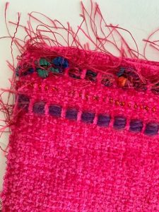 Weaving Workshop with Chenille