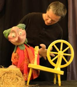 Dream Tale Puppets presents: Rumpelstilskin