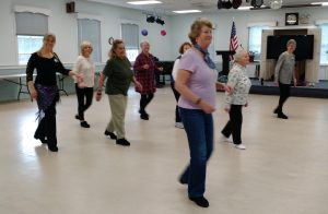 Beginner Pop, Rock and Latin Line Dancing in South...