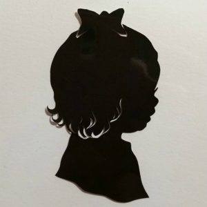Silhouette Portraits by Marcella Comerford