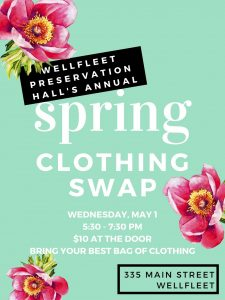 Spring Clothing Swap