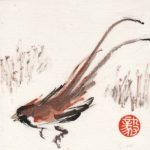 Marian Strangfeld - Sum- e Brush Painting, April/May 10-12 am