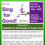 Sing for Good!
