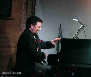 Jazz Pianist Mike Renzi and vocalist Shawnn Monteiro
