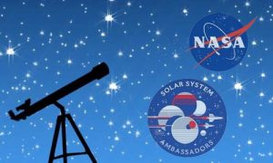 Night Sky Party with NASA Ambassador Don German