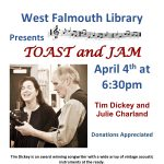 Toast and Jam in Concert