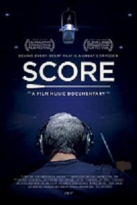 Art Film Screening: SCORE: A Film Music Documentar...